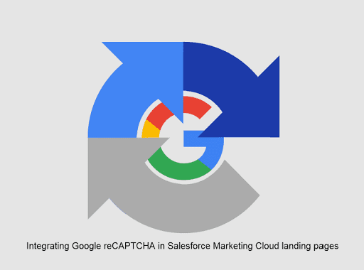 Enable Google reCAPTCHA in CloudPages – Salesforce Marketing Cloud